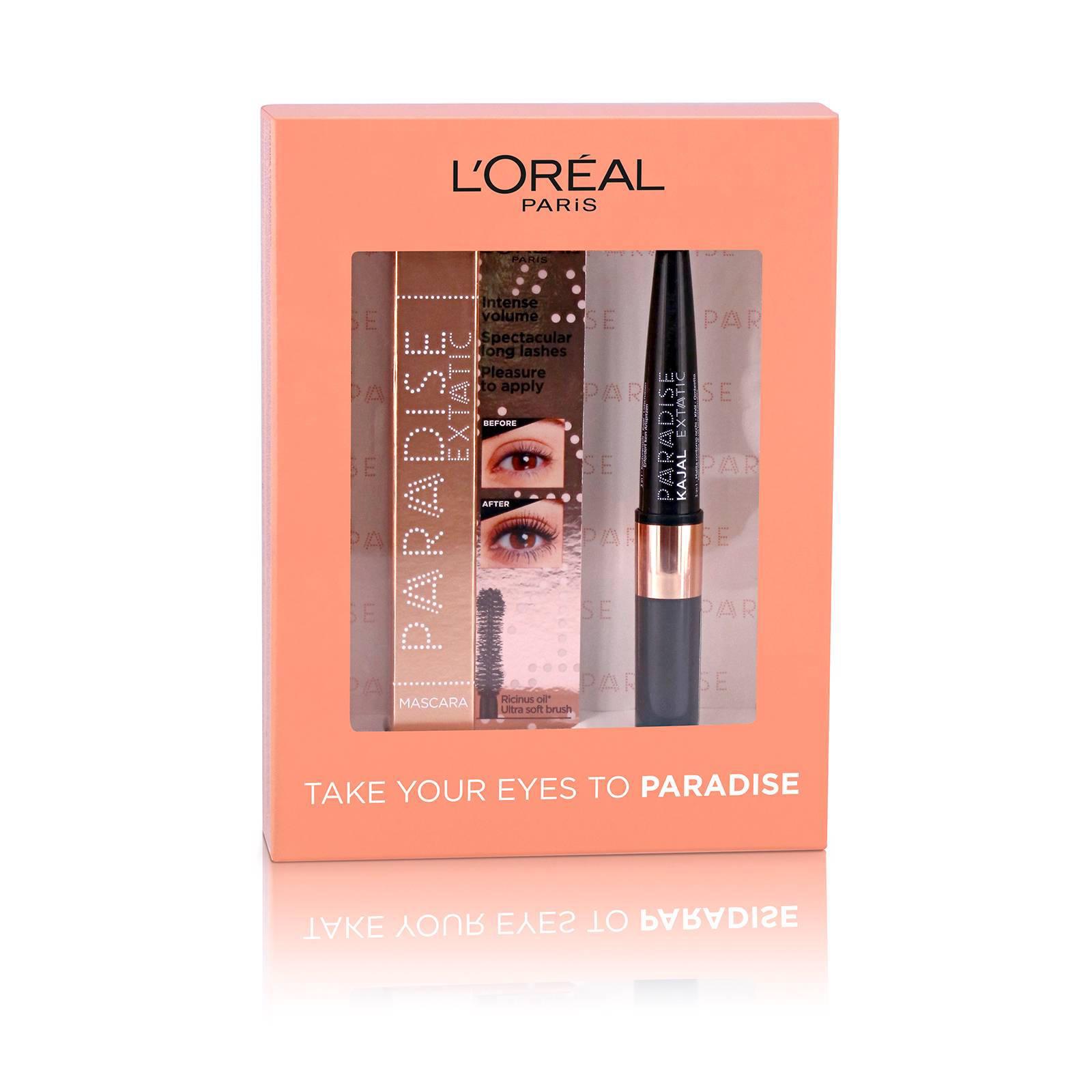 L'Oréal Paris Paradise Extatic mascara + eyeliner