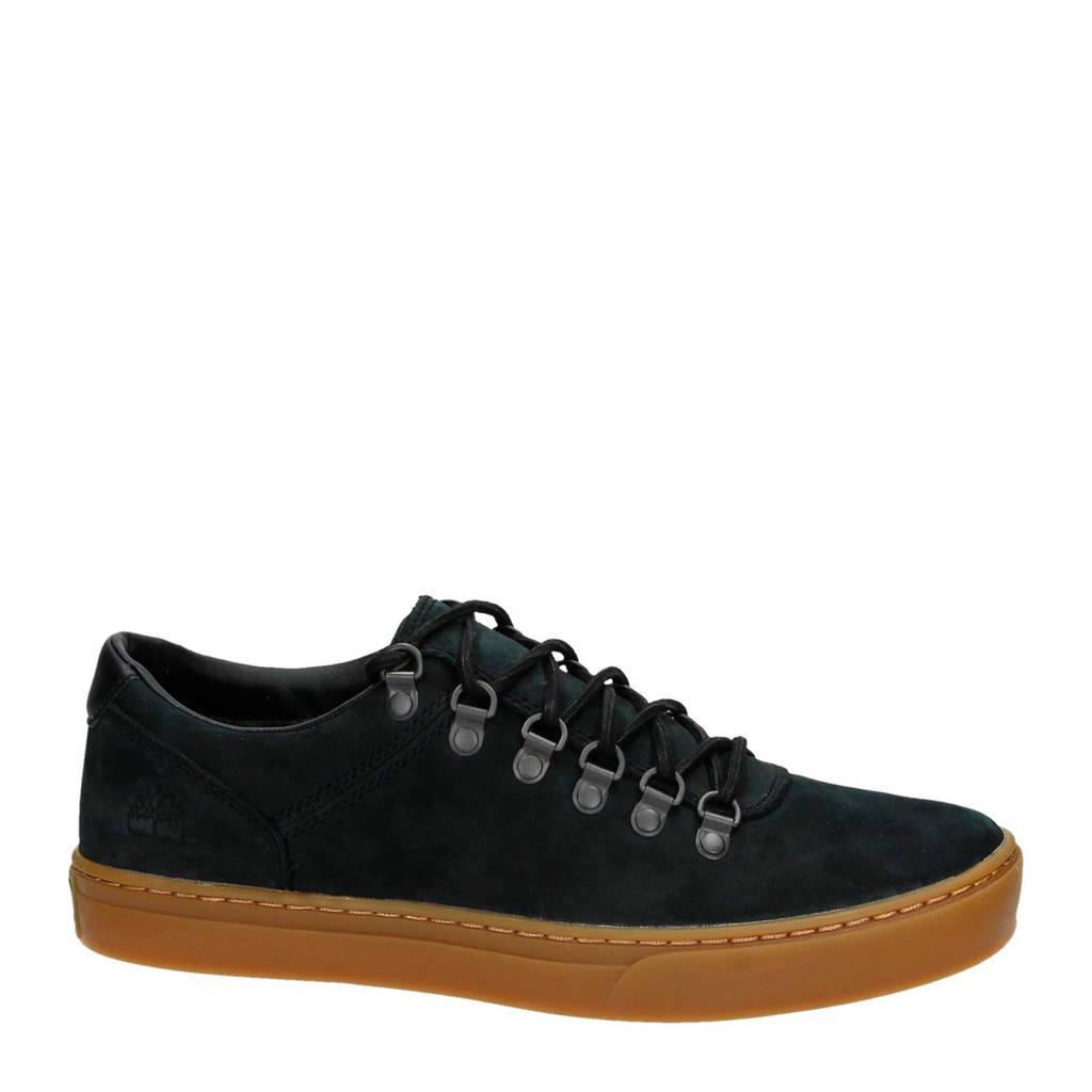 Timberland  nubuck sneakers, Zwart