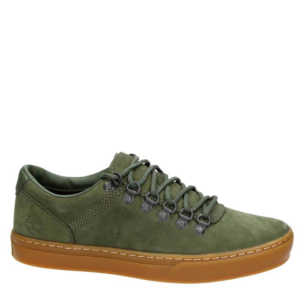 Timberland  nubuck sneakers, Groen