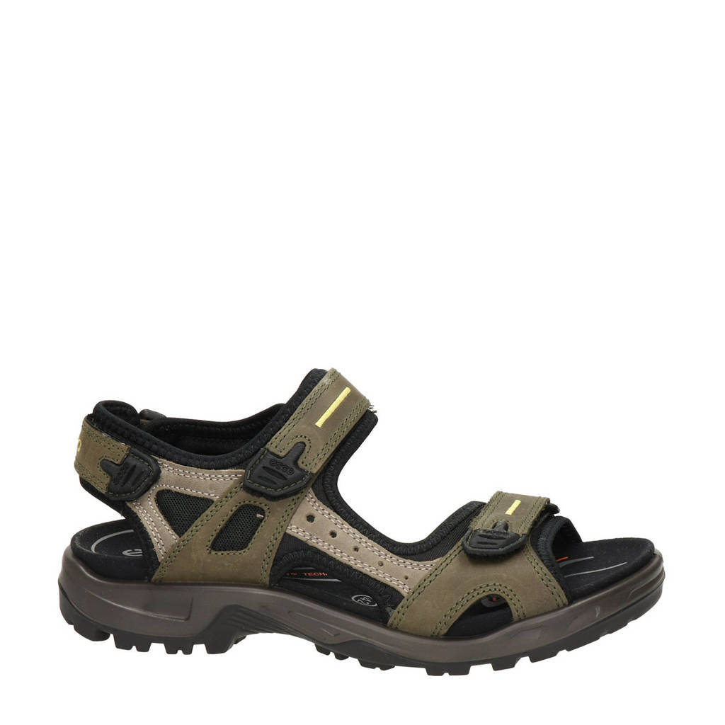 Ecco   Offroad outdoor sandalen, Taupe