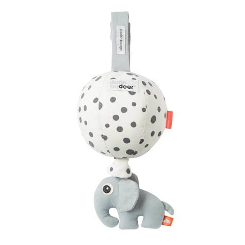 Done by Deer Ballon muziekdoosje happy dots kopen