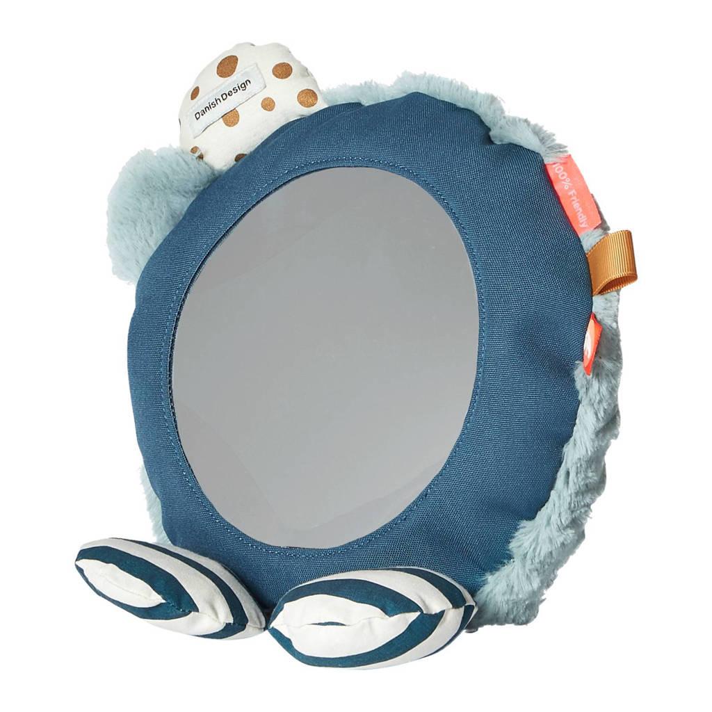 Done by Deer  spiegel blauw, Blauw