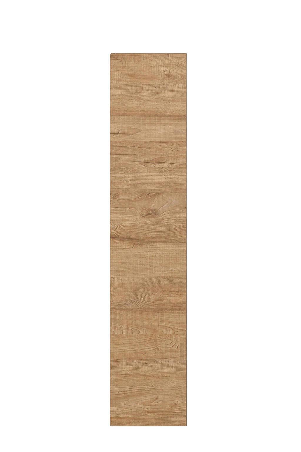 Wandkast CUBE, Eiken / honing