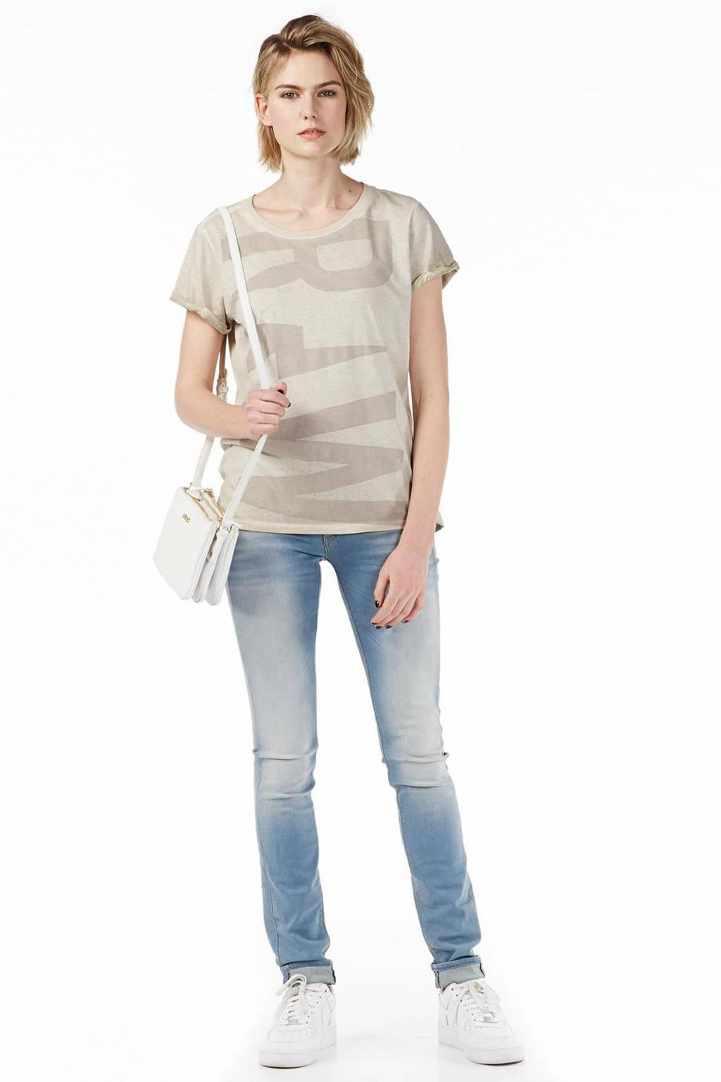 G-Star RAW Lynn Mid skinny jeans, Light blue denim