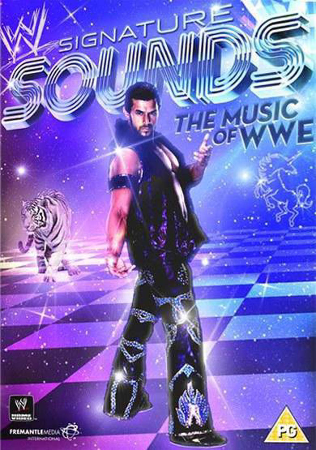 WWE - Signature Sounds-The Music Of WWE (DVD)