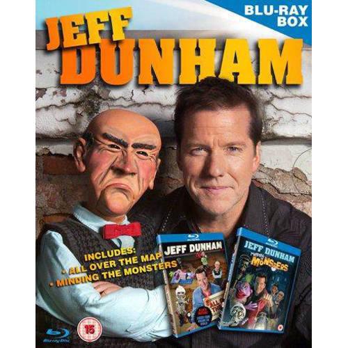 Jeff Dunham - Bluray Box (Blu-ray) kopen