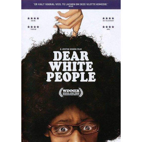 Dear white people (DVD) kopen