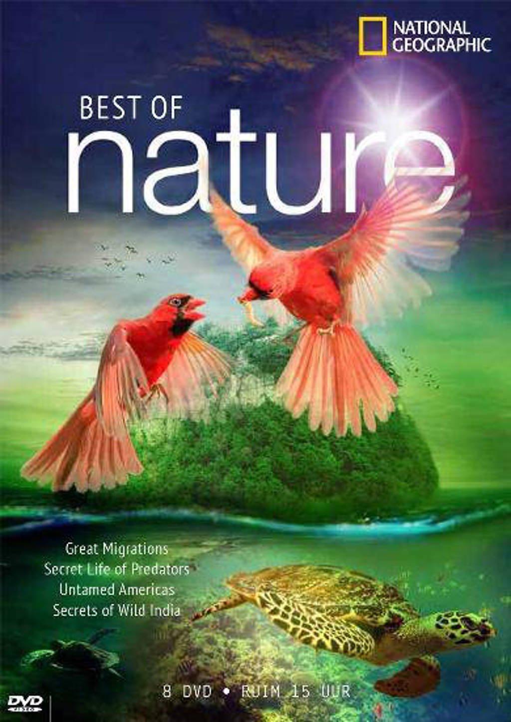 Best of nature box (DVD)