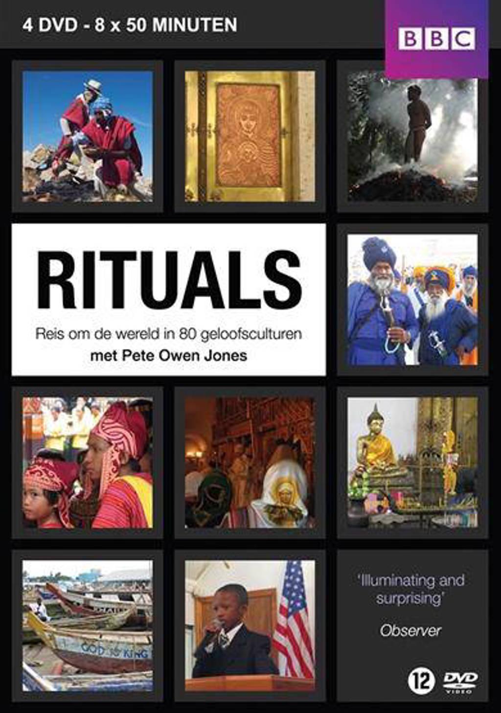 Rituals - Een reis om de wereld in 80 geloofsculturen (DVD)