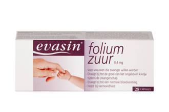Foliumzuur 0,4 - 28 capsules