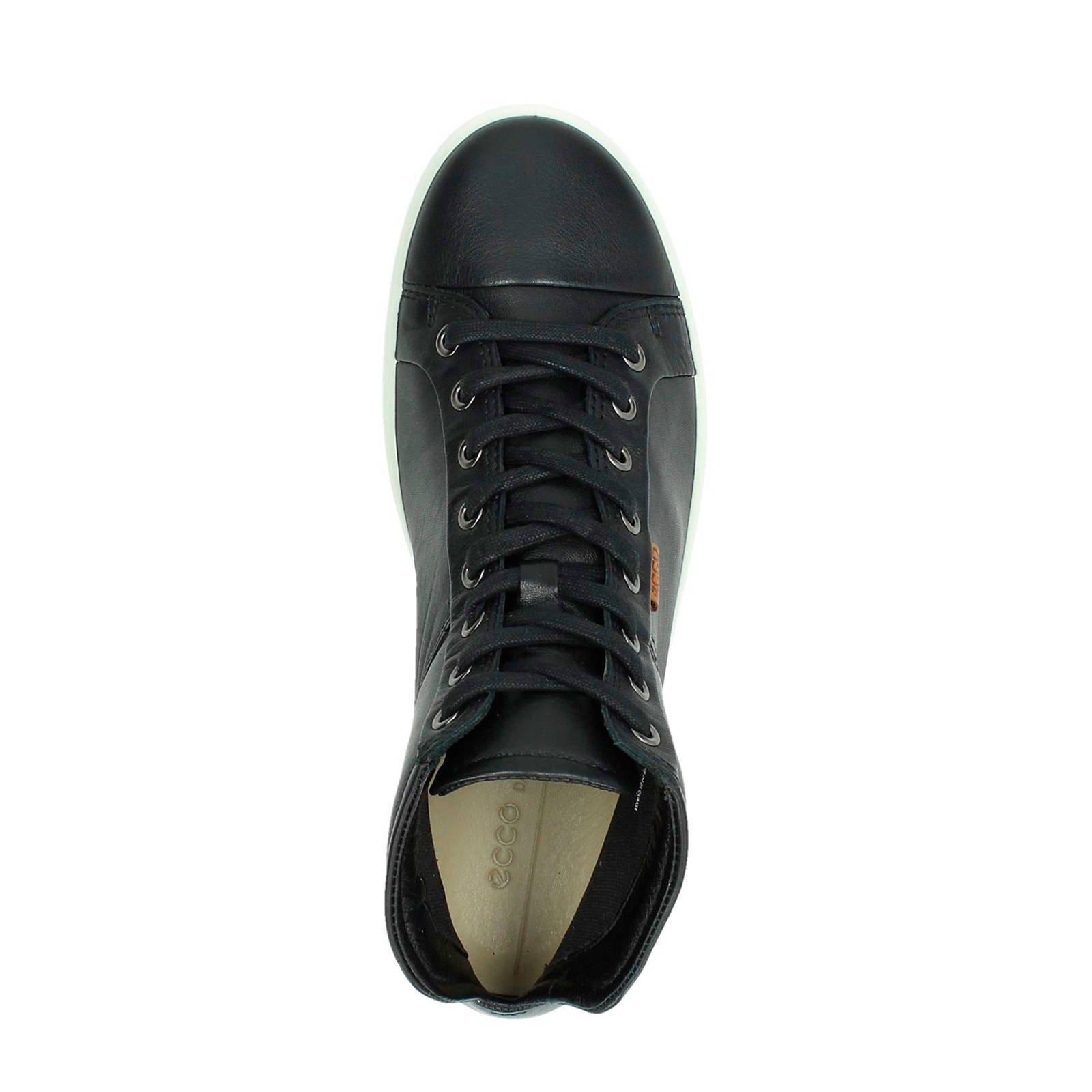 Ecco Sneakers model Soft 7 zwart