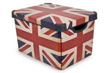 Decobox Stockholm L Union Jack