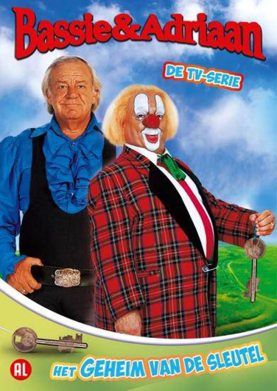 Bassie & Adriaan En Het Geheim Van De Sleutel (DVD)