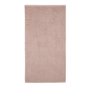 badhanddoek London (70 x 130 cm) Oudroze