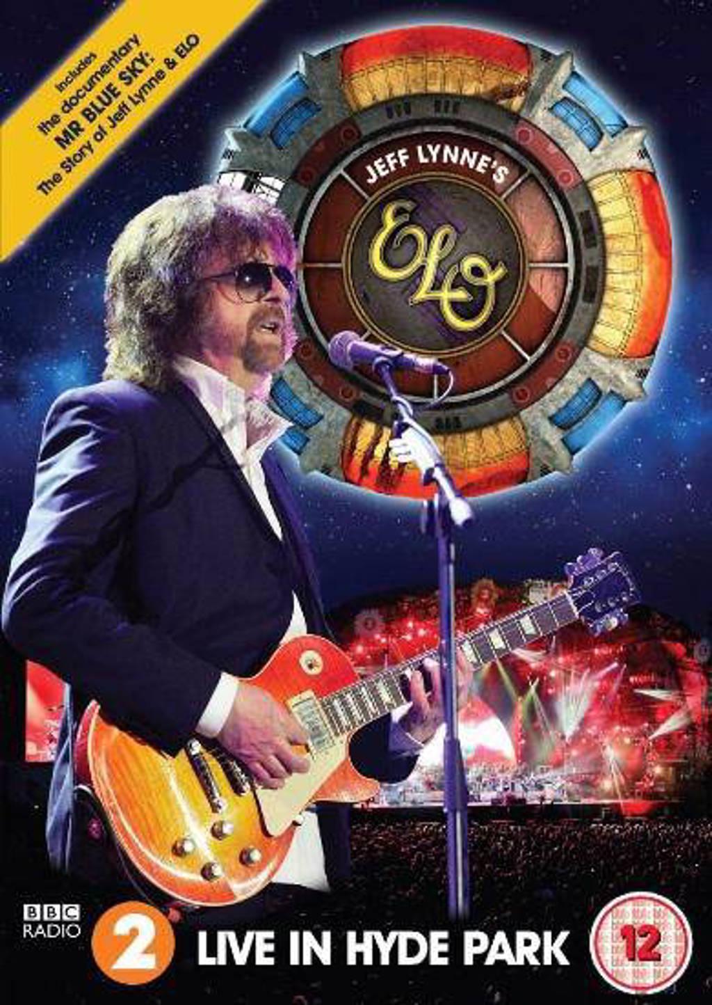 Jeff Lynnes Elo - Live In Hyde Park 2014 (DVD)