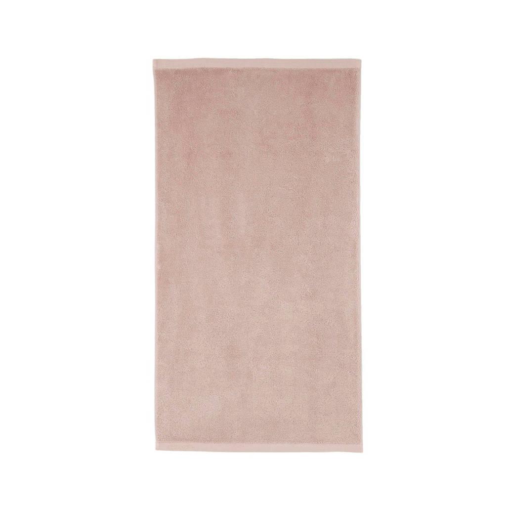 Aquanova handdoek London  (55 x 100 cm) oudroze, Oudroze