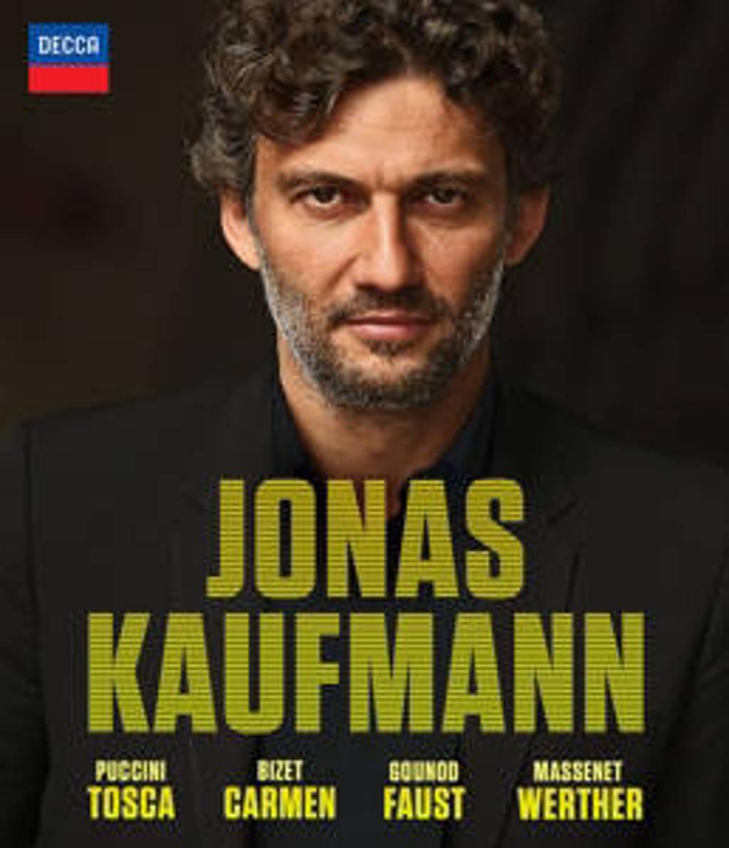 Jonas Kaufmann - Jonas Kaufmann - Carmen - Tosca - F (Blu-ray)