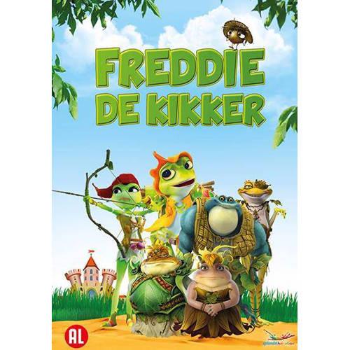 Freddie de kikker (DVD) kopen