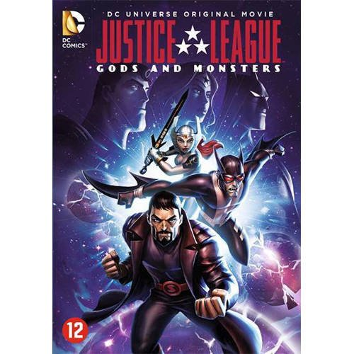 Justice league - Gods & monsters (DVD) kopen