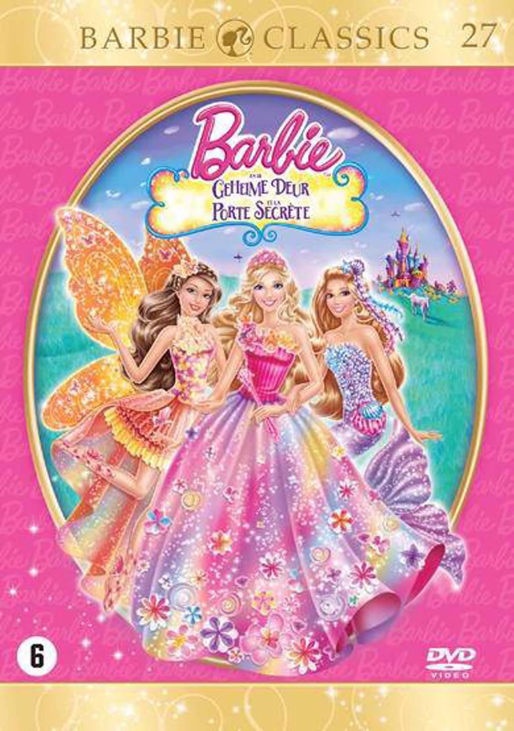 Barbie - De geheime deur (DVD)