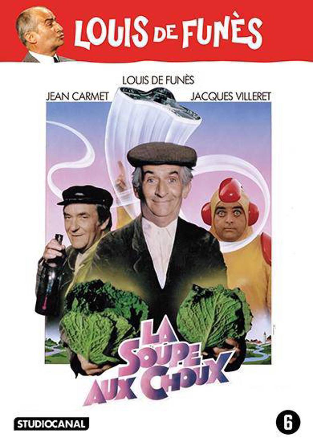La soupe aux choux (DVD)