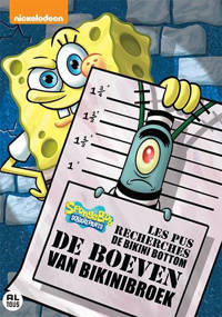 Spongebob - De boeven van bikinibroek (DVD)