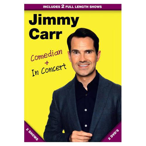 Jimmy Carr - Comedian in concert (DVD) kopen