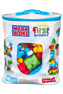 First Builders Bags 60 stuks