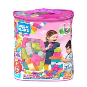 First Builders Bags 60 stuks roze