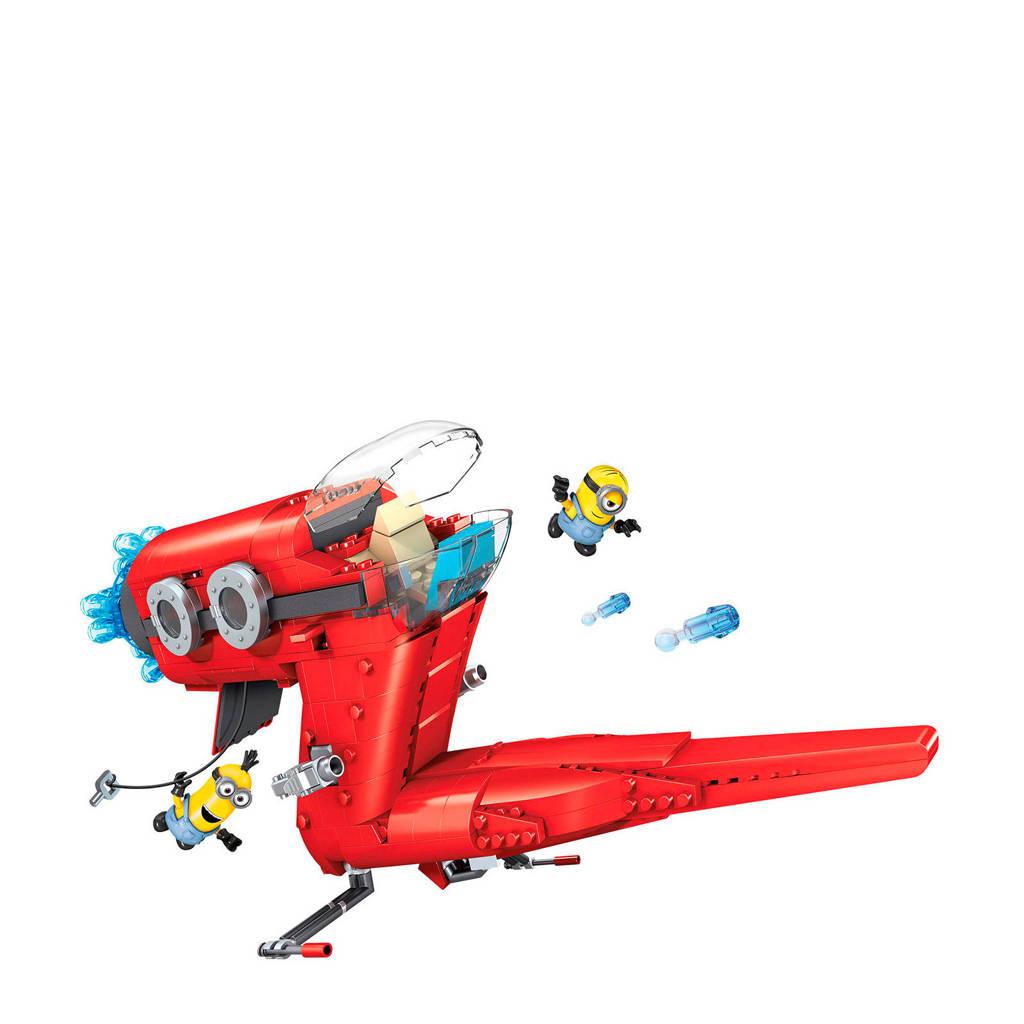 Fisher-Price Mega Bloks  Minions Supervillain Jet