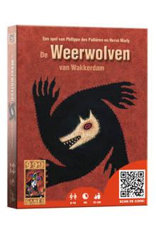 De Weerwolven van Wakkerdam kaartspel
