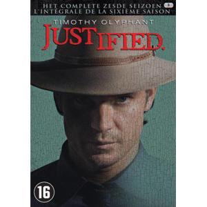 Justified - Seizoen 6 (DVD)