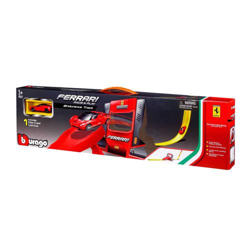 Burago Ferrari Track Set 1:64