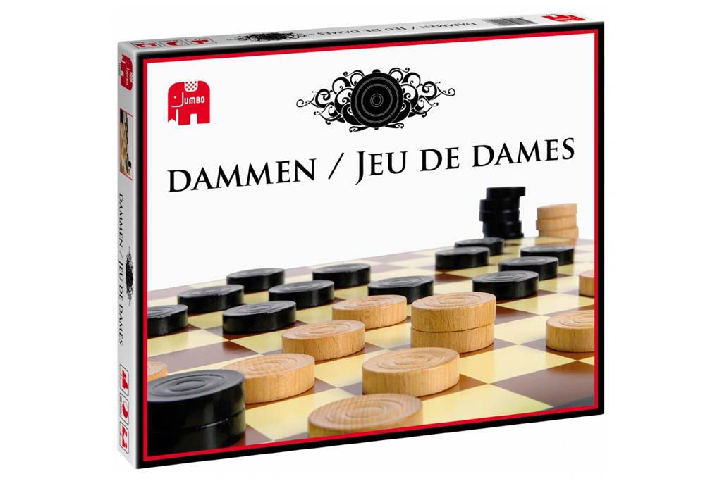 Jumbo Damspel denkspel
