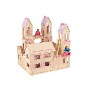 houten prinsessenkasteel