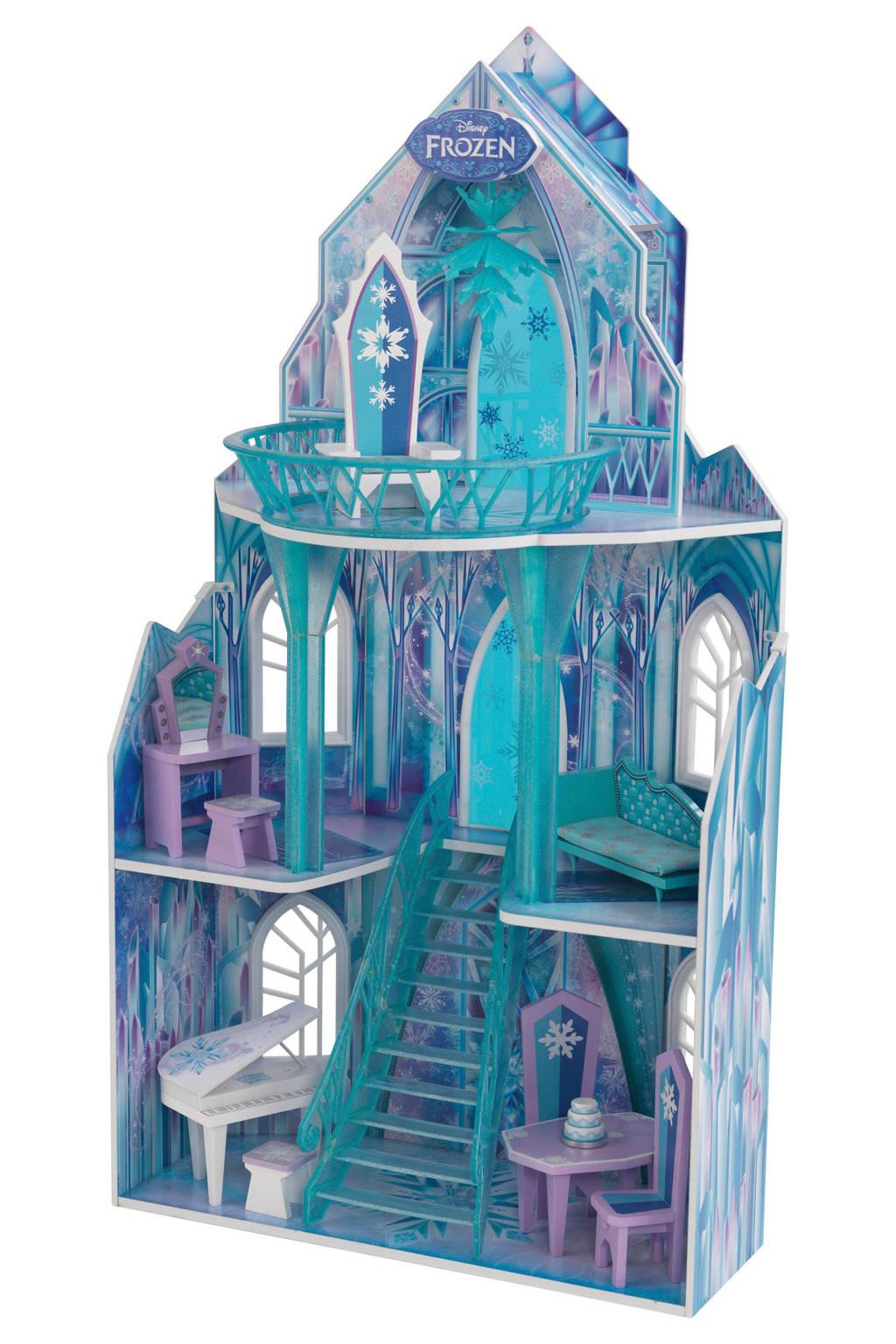 Wonderlijk KidKraft Disney Frozen houten ijskasteel | wehkamp JW-21
