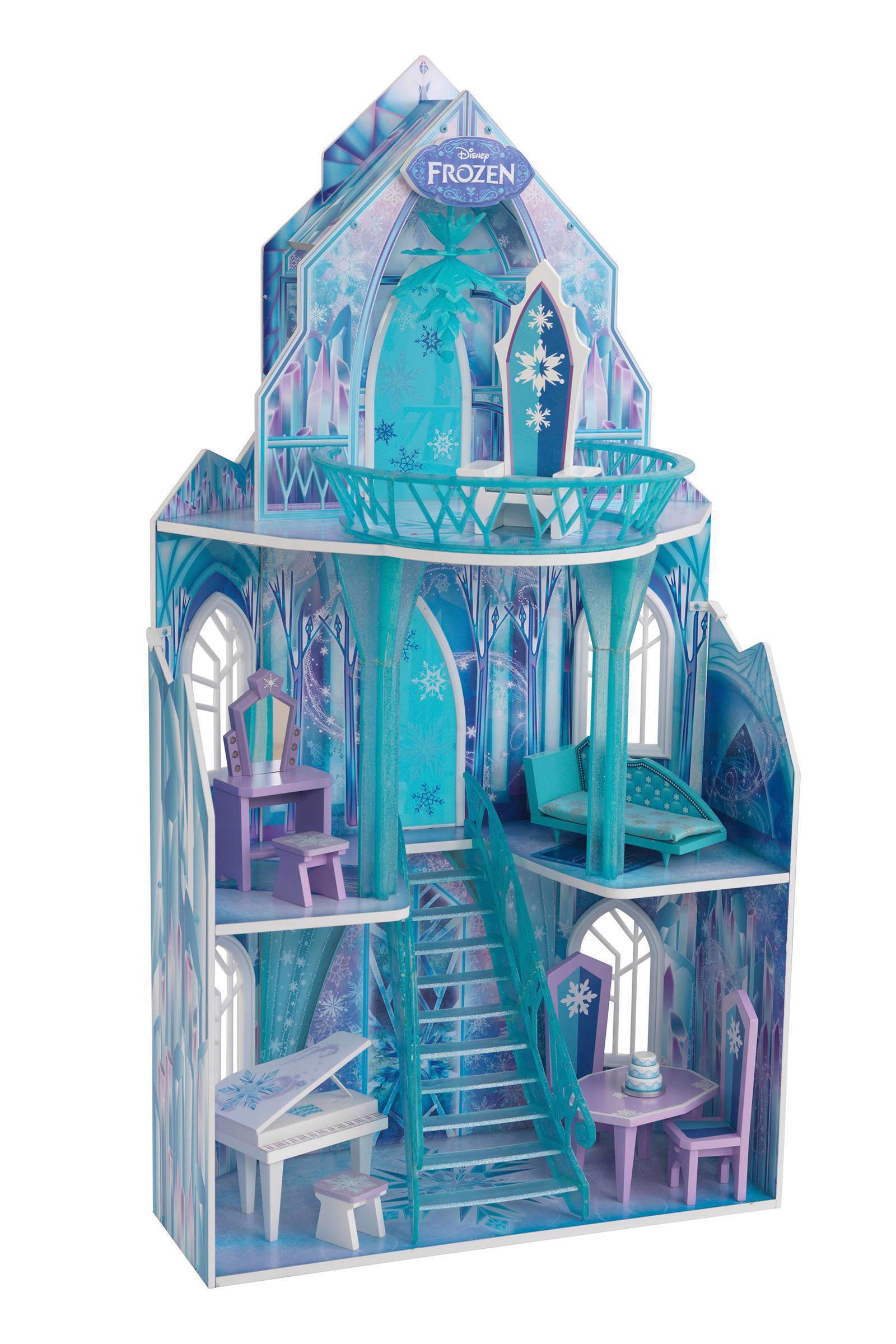 Verrassend KidKraft Disney Frozen houten ijskasteel | wehkamp WC-95