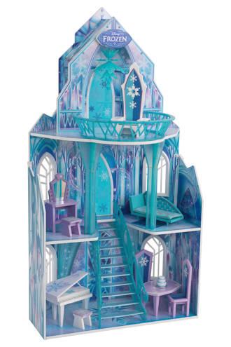 Disney Frozen houten ijskasteel