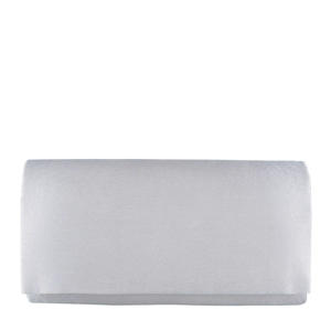 party clutch zilver