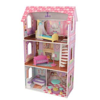 houten Penelope poppenhuis