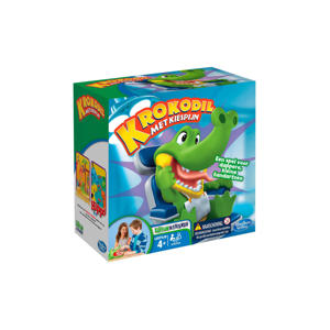 krokodil met kiespijn kinderspel
