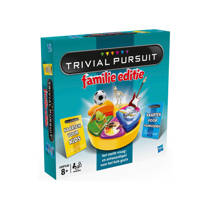 Hasbro Gaming Trivial Pursuit familie editie kaartspel