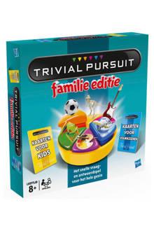 Trivial Pursuit familie editie kaartspel