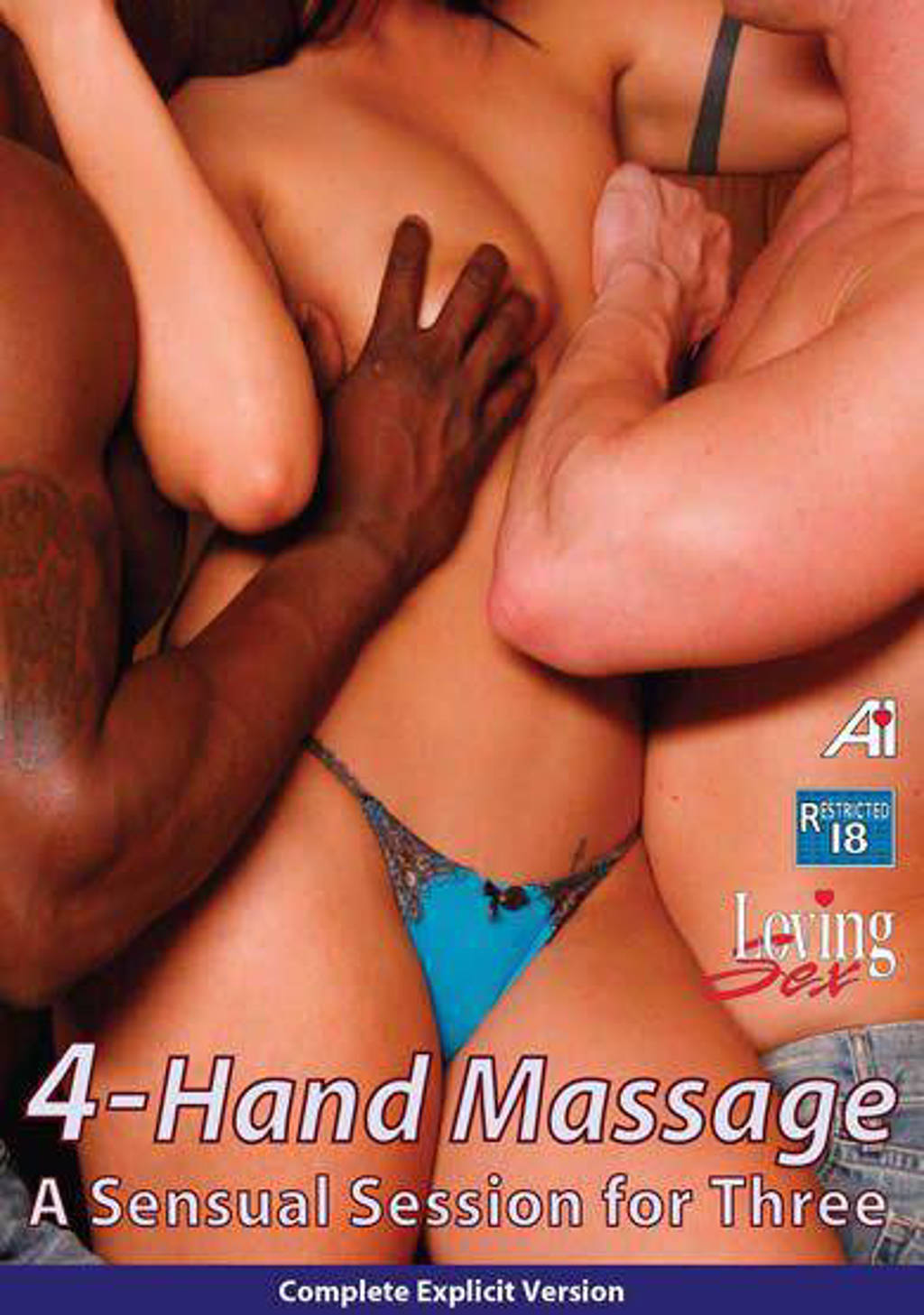 Four hand massage (DVD)