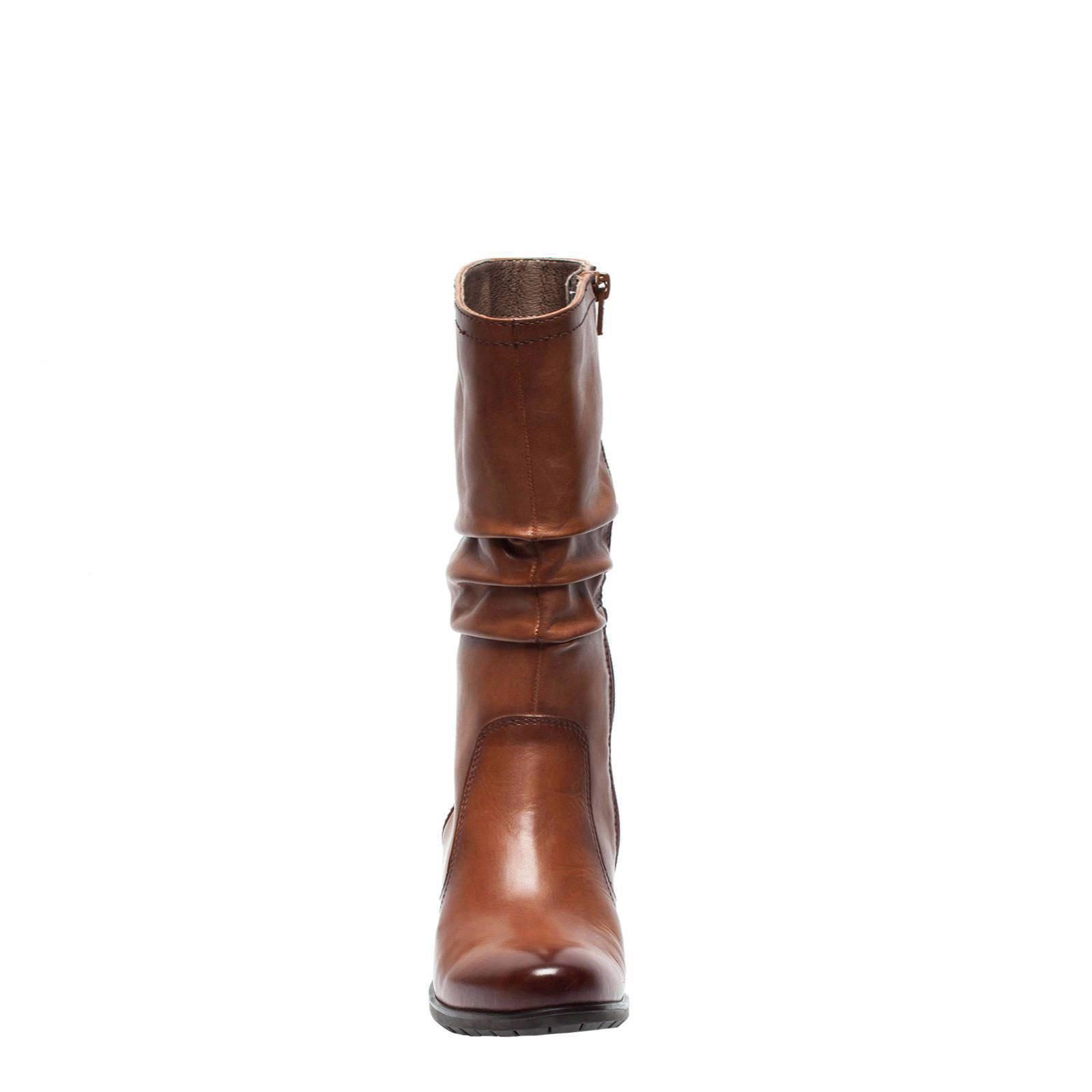 No Stress cognac laarzen | Cognac laarzen, Laarzen, Schoenen