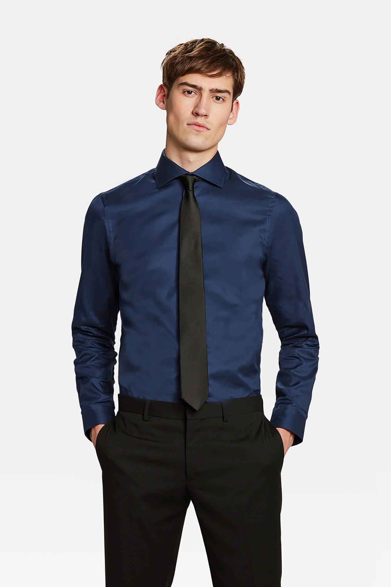 WE WE Fashion slim Fashion overhemd fit rSrZFn8x