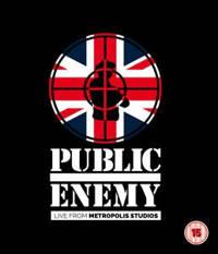 Public Enemy - Live At Metropolis Studios (Blu-ray)