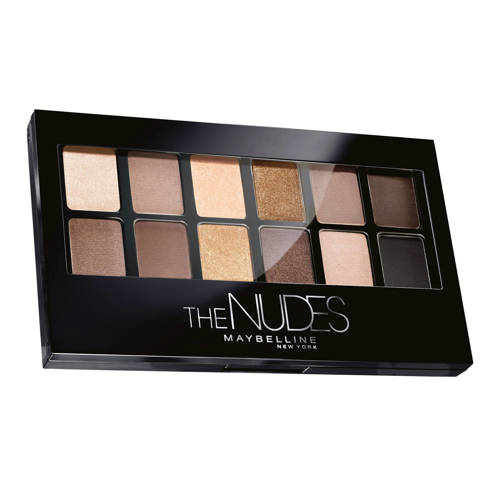 Maybelline Eye Shadow Palet Nudes 01 Stuk