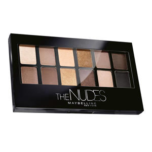 The Nudes oogschaduwpalette