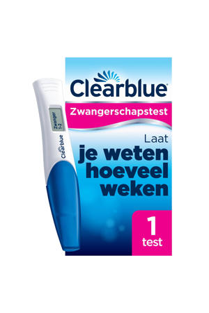 zwangerschapstest met wekenindicator - 1 digitale test